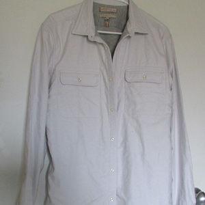 Banana Republic Men's Slimfit Shirt Sz L